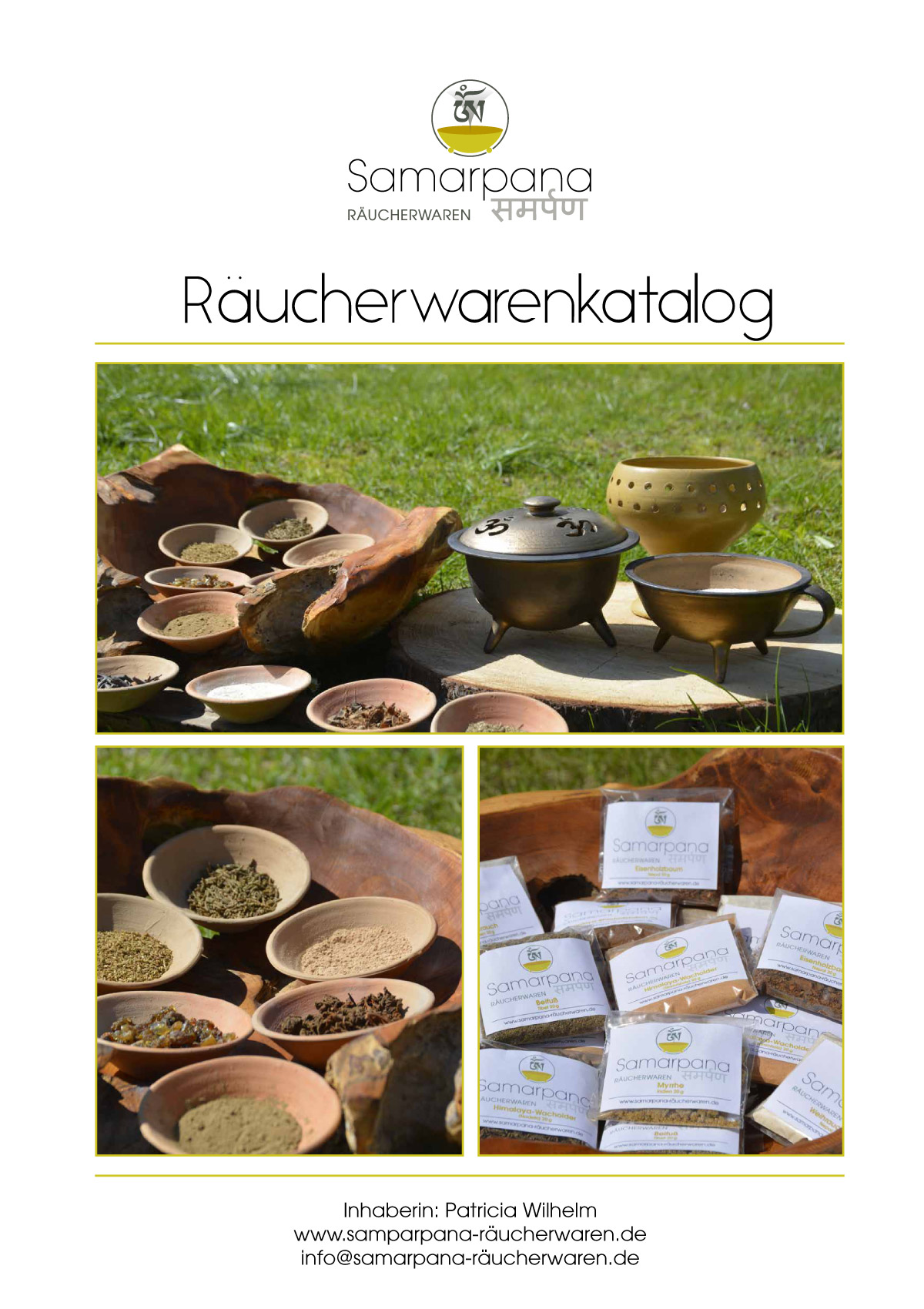 Räucherwarenkatalog